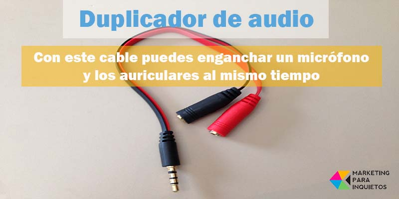 duplicador audio video